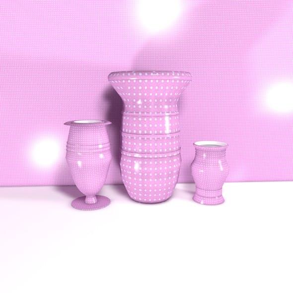 Flower Vase - 3 in 1