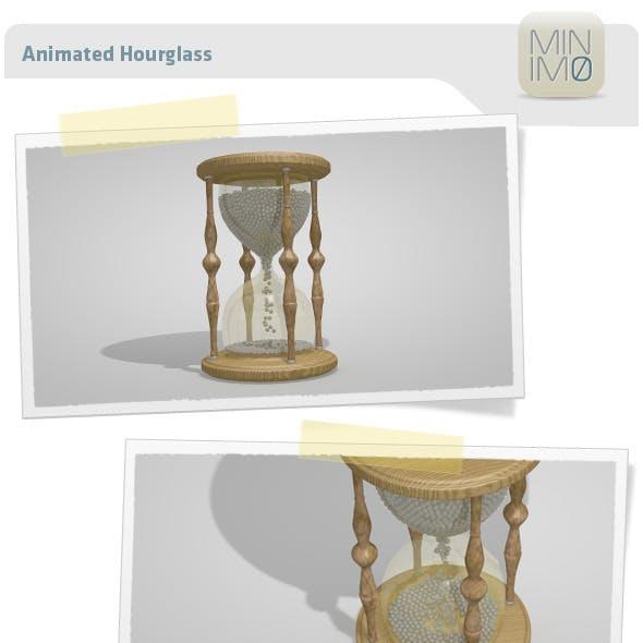 Animated Hourglass