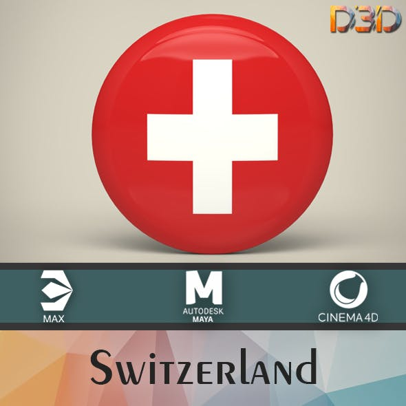 Switzerland Badge