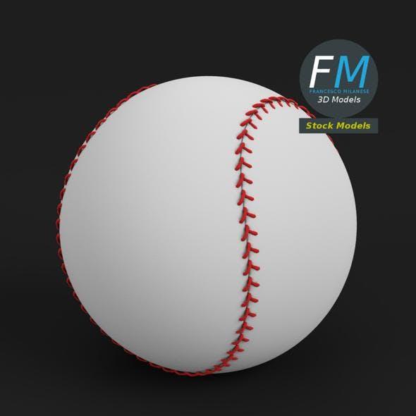 Baseball ball - 3DOcean Item for Sale