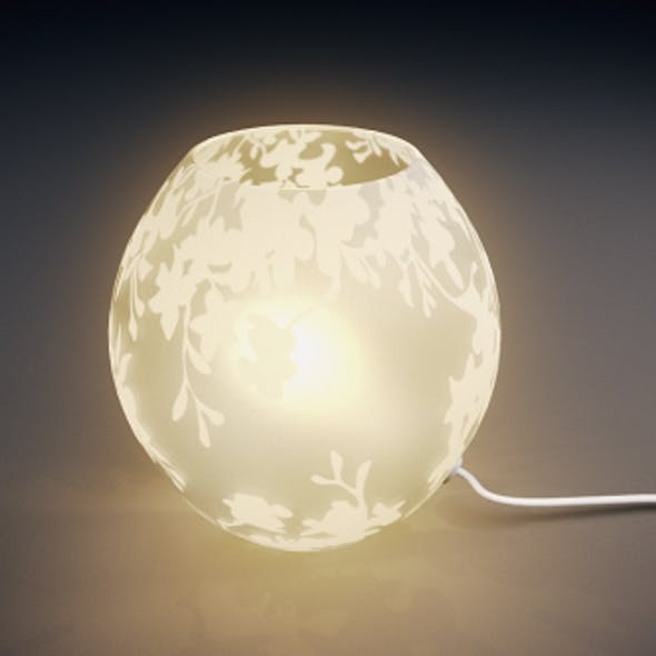 KNUBBIG Table lamp Ikea