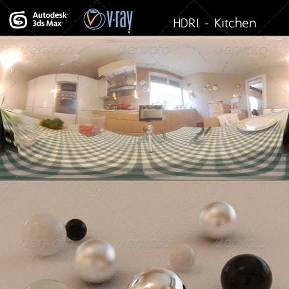 HDRi - Kitchen