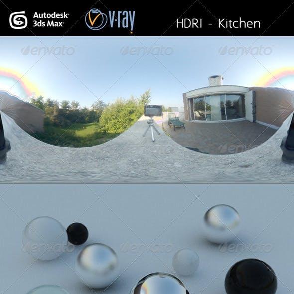 HDRi - Terrace