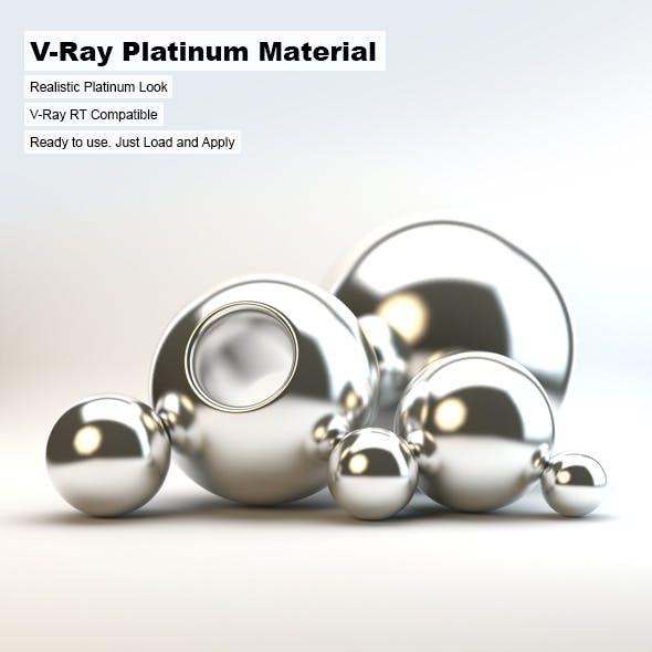 V-Ray Platinum Material