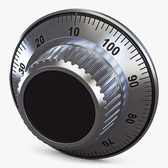 Rotation Mechanical Code Disk Lock v 1