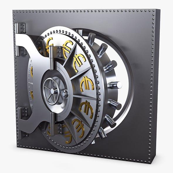 Bank Vault Door v 4