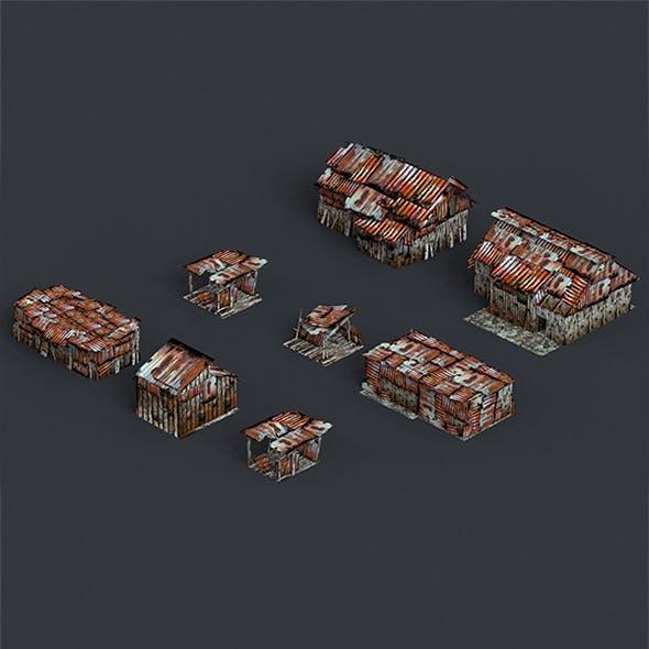 Tin Hut Collection