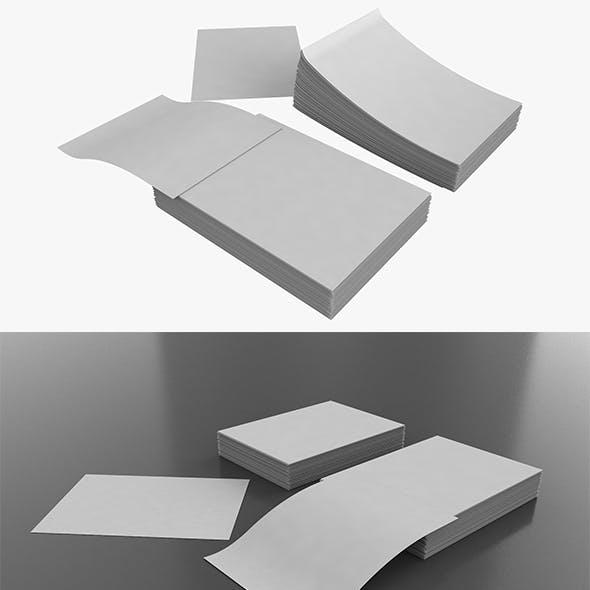A4 Paper Bubdle