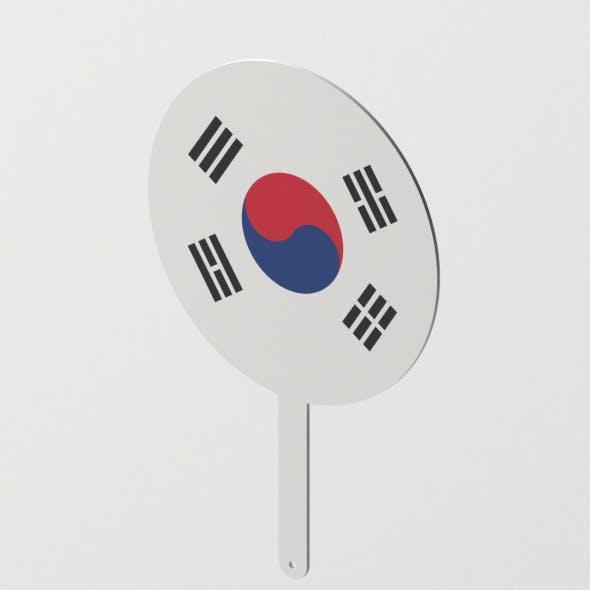 Korean Hand Fan