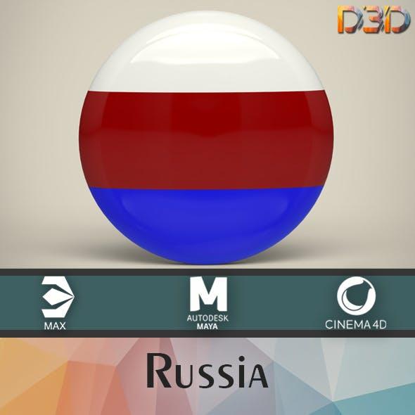 Russian Federation Badge