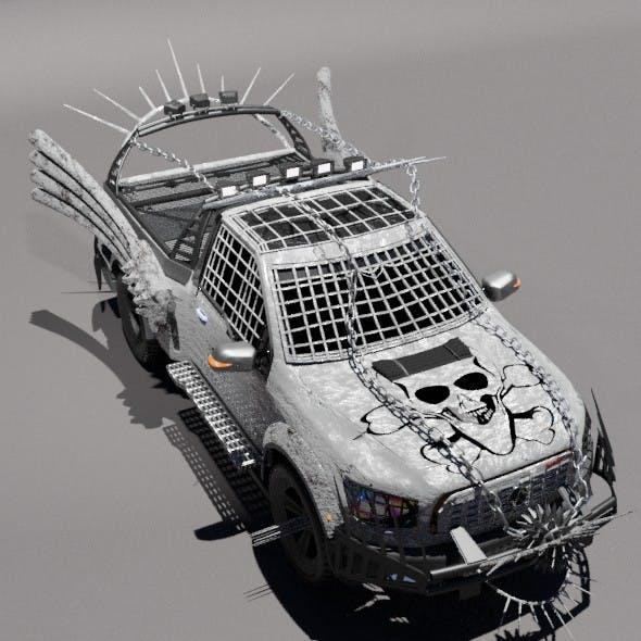 madmax car