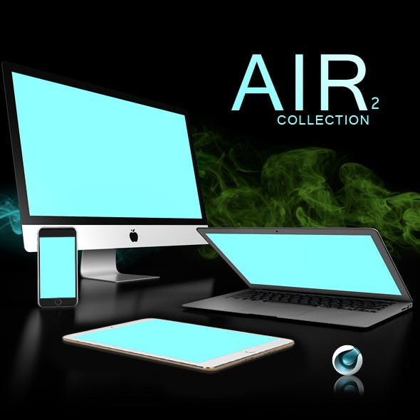 The Air 2 Smart Device Collection