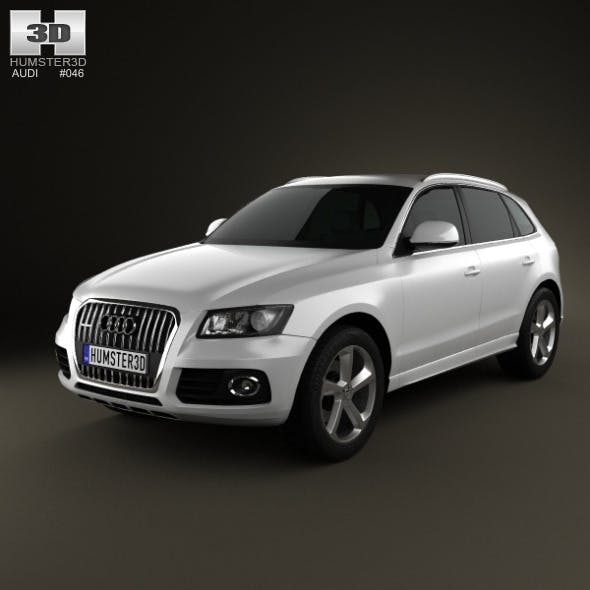 Audi Q5 2013 - 3DOcean Item for Sale