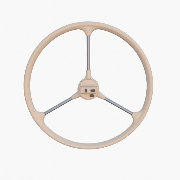 Microcar Steering Wheel