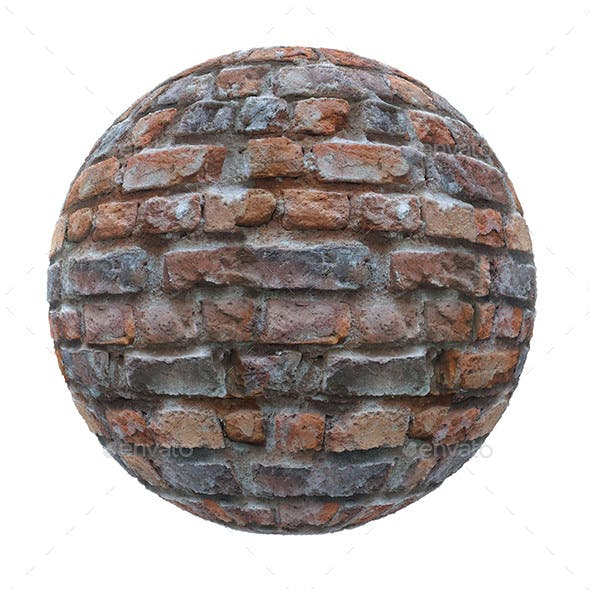 BRİCK WALL TEXTURE - 3DOcean Item for Sale