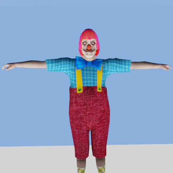 Muffles The Clown with Bonus Circus Tent