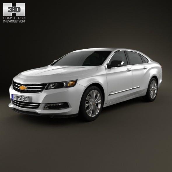 Chevrolet Impala 2014 - 3DOcean Item for Sale
