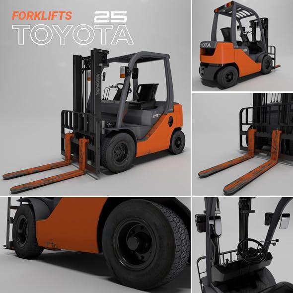 Forklift / Forklifts