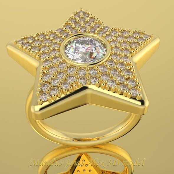 Mundus Joias Ring Star