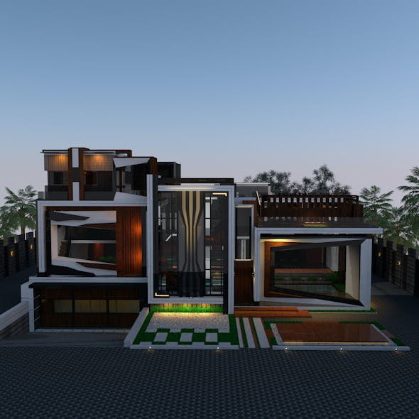 Home exterior III