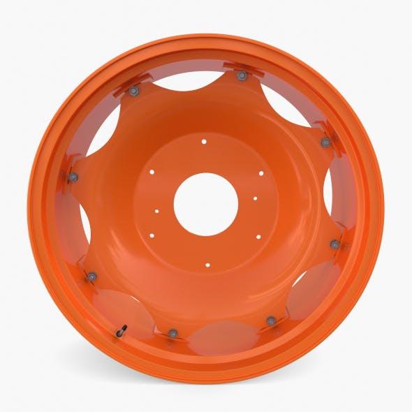 Tractor Rim v2 - 3DOcean Item for Sale