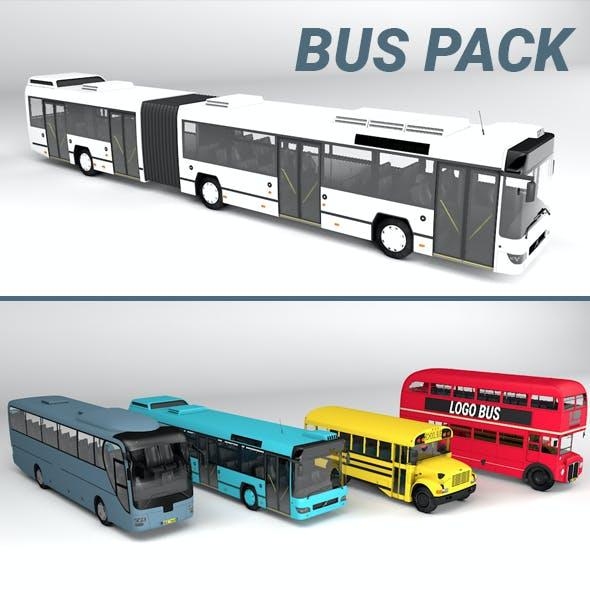 Bus / PACK 5 Bus