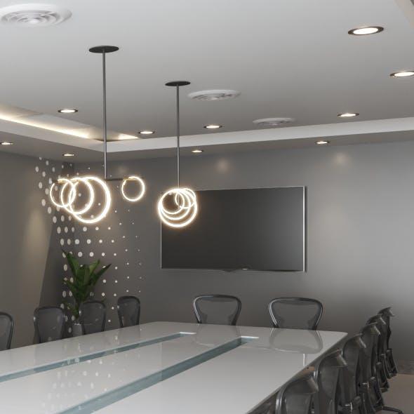Modern Conference Room - 3DOcean Item for Sale