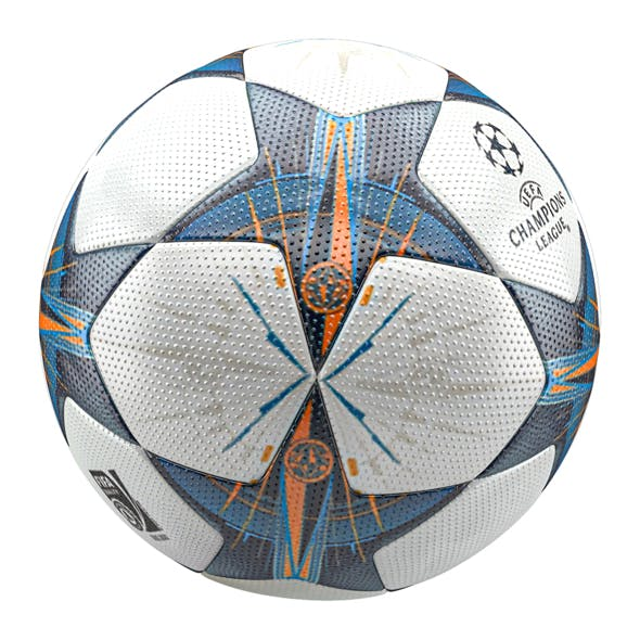 Uefa Champions League ball - 3DOcean Item for Sale