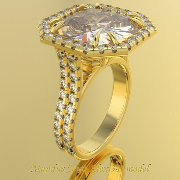 MUNDUSJOIAS Ring Love Collection R1