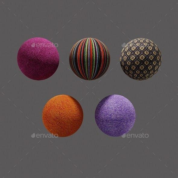 Seamless texture of carpet