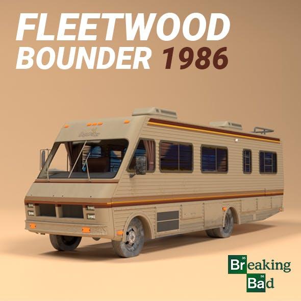 Fleetwood Bounder 1986 / Breaking bad