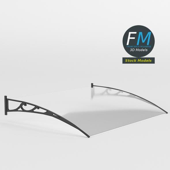 Acrylic canopy