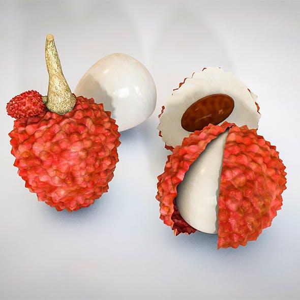 lychee 3d model