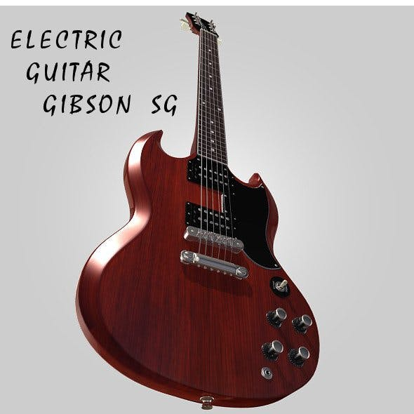 Electric guitar Gibson SG
