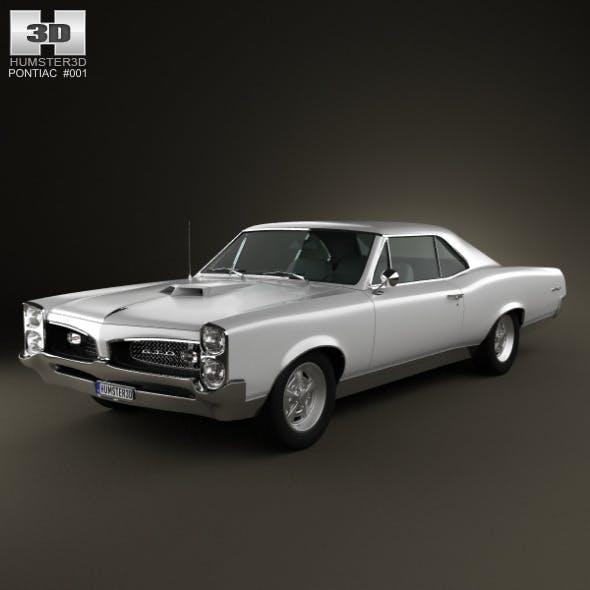 Pontiac GTO 1967 - 3DOcean Item for Sale