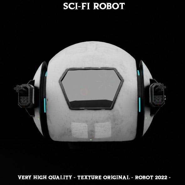 SCI-FI ROBOT 2022