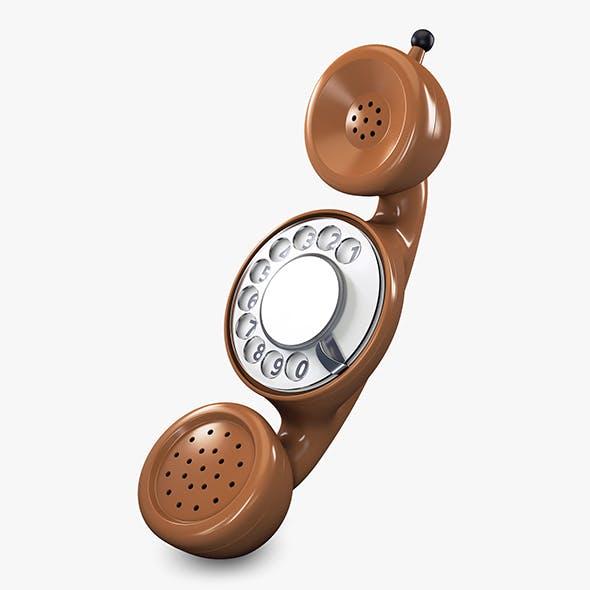 Funny Rotary Mobile Phone v 1