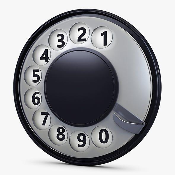 Rotary Phone Dial v 1