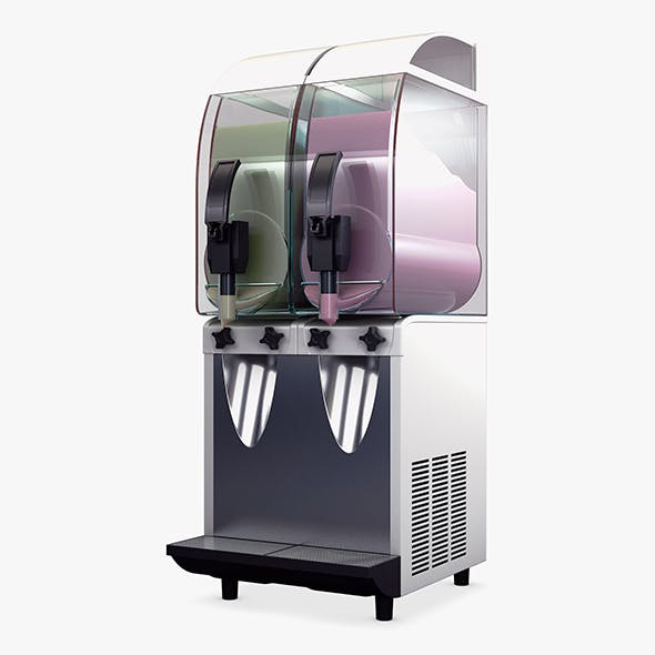 Ice Cream Dispenser v 2