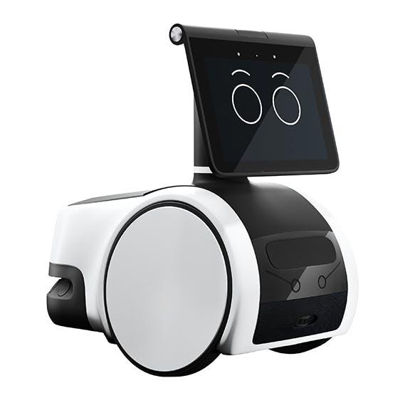 Astro robot by Amazon