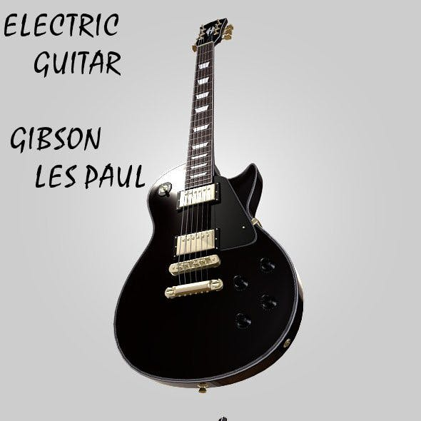 Electric guitar Gibson Les Paul