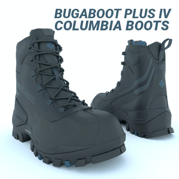 Boots /Bugaboot Plus IV Columbia boots
