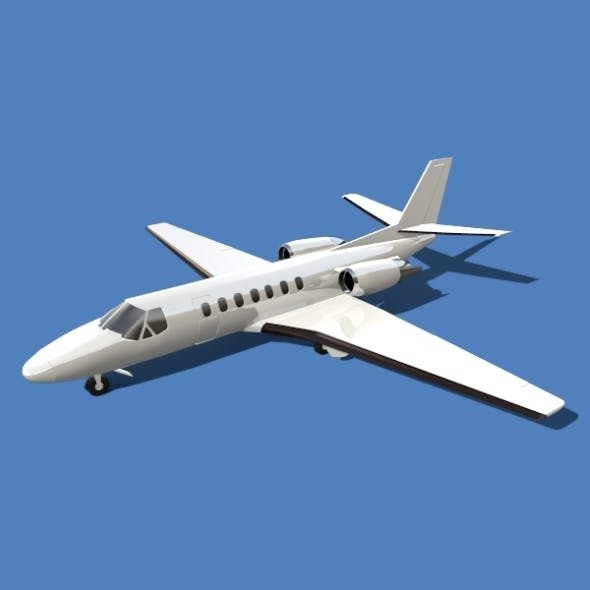 Cessna citation encore - 3DOcean Item for Sale