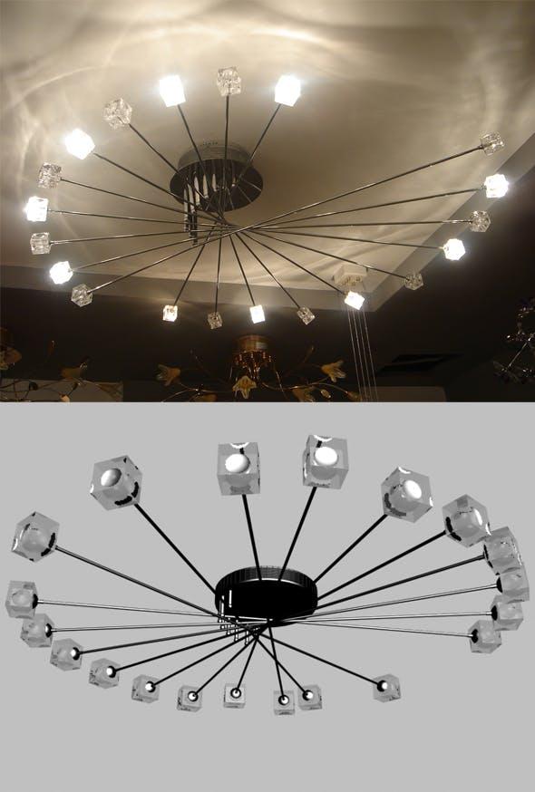 Lighting Unit01 - 3DOcean Item for Sale