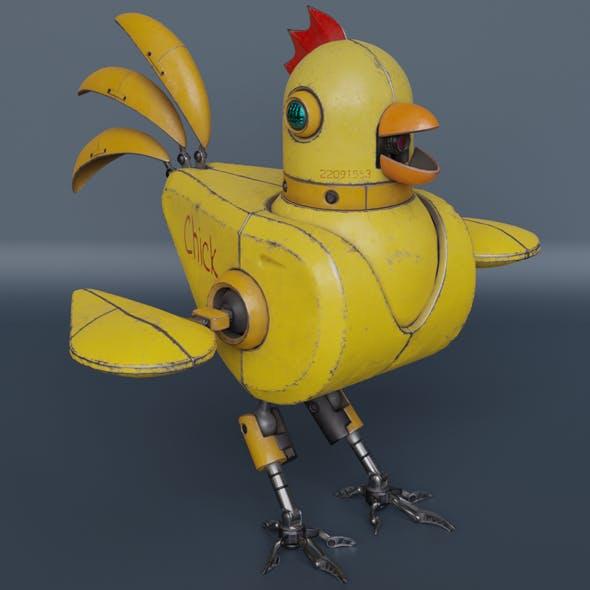 Robot Chick
