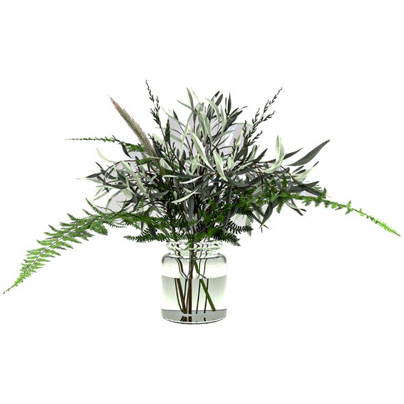 Spring Boquet - 3DOcean Item for Sale