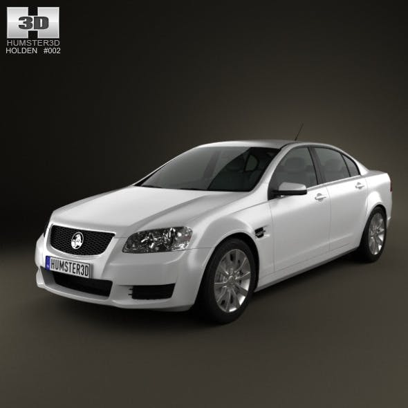 Holden VE Commodore Sedan 2012