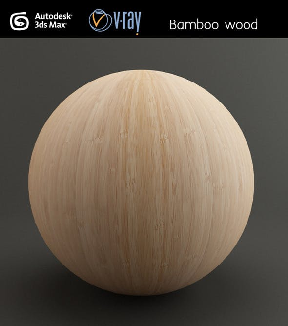 Bamboo wood - 3DOcean Item for Sale