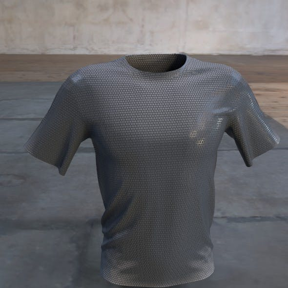 Tee-Shirt For AR And ECommerce