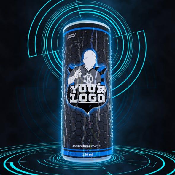 Soda Can 250 ml